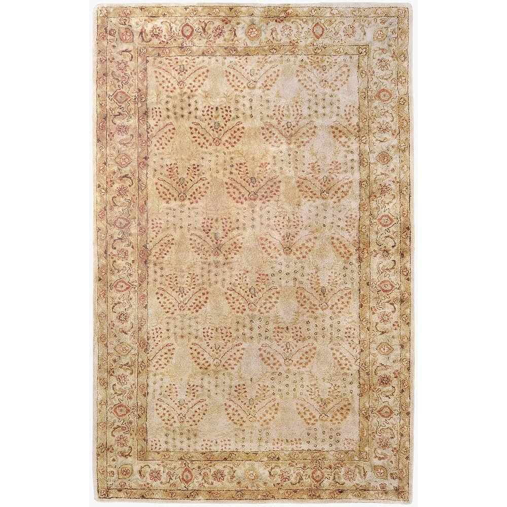Artistic Weavers Midvale Honey 3 ft. 3 in. x 5 ft. 3 in. Area Rug