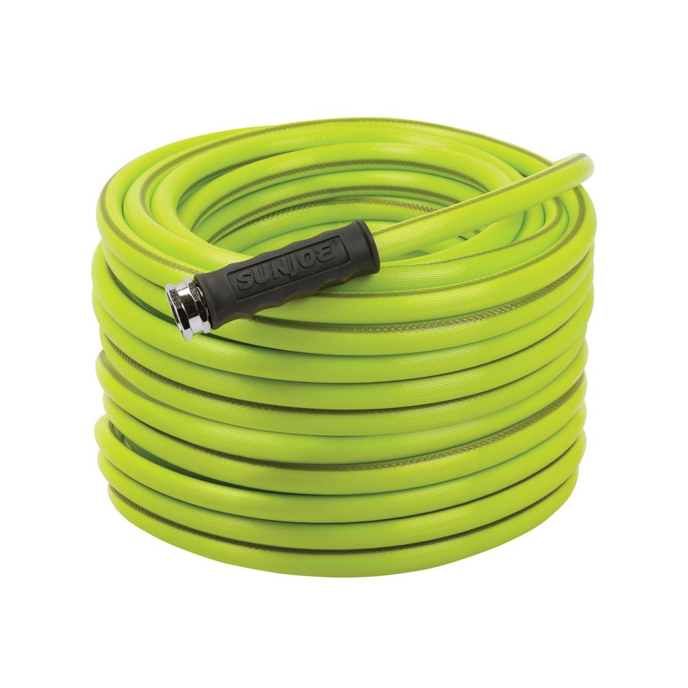 Sun Joe Aqua Joe 5/8 in. Dia. x 100 ft. Heavy Duty, Kink-...