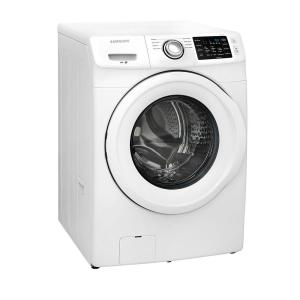 14 Samsung 4 2 Cu Ft High Efficiency Front Load Washer
