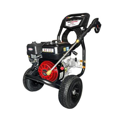Clean Machine by 3400 PSI at 2.5 GPM SIMPSON Cold Water Residential Gas Pressure Washer