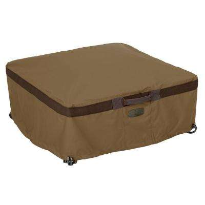 Hickory Square 30 in. Full Coverage Fire Pit Cover