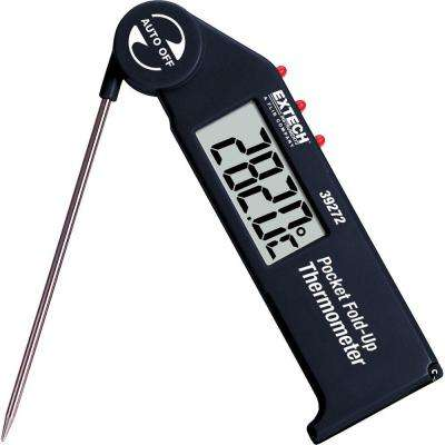 Pocket Fold-Up Thermometer