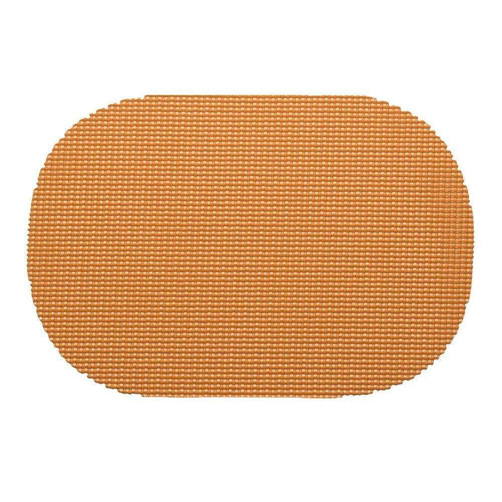 Fishnet Oval Placemat in Toffee (Set of 12)