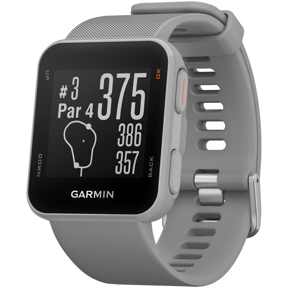 Approach S10 Powder Gray Golf GPS Watch