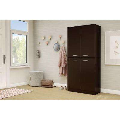 Axess Chocolate Storage Cabinet