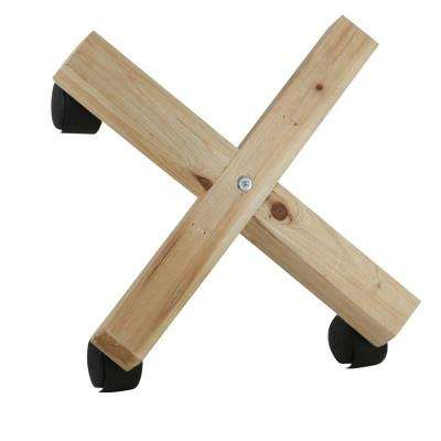 13 in. Wood Barrel Mover (Case Pack of 12)