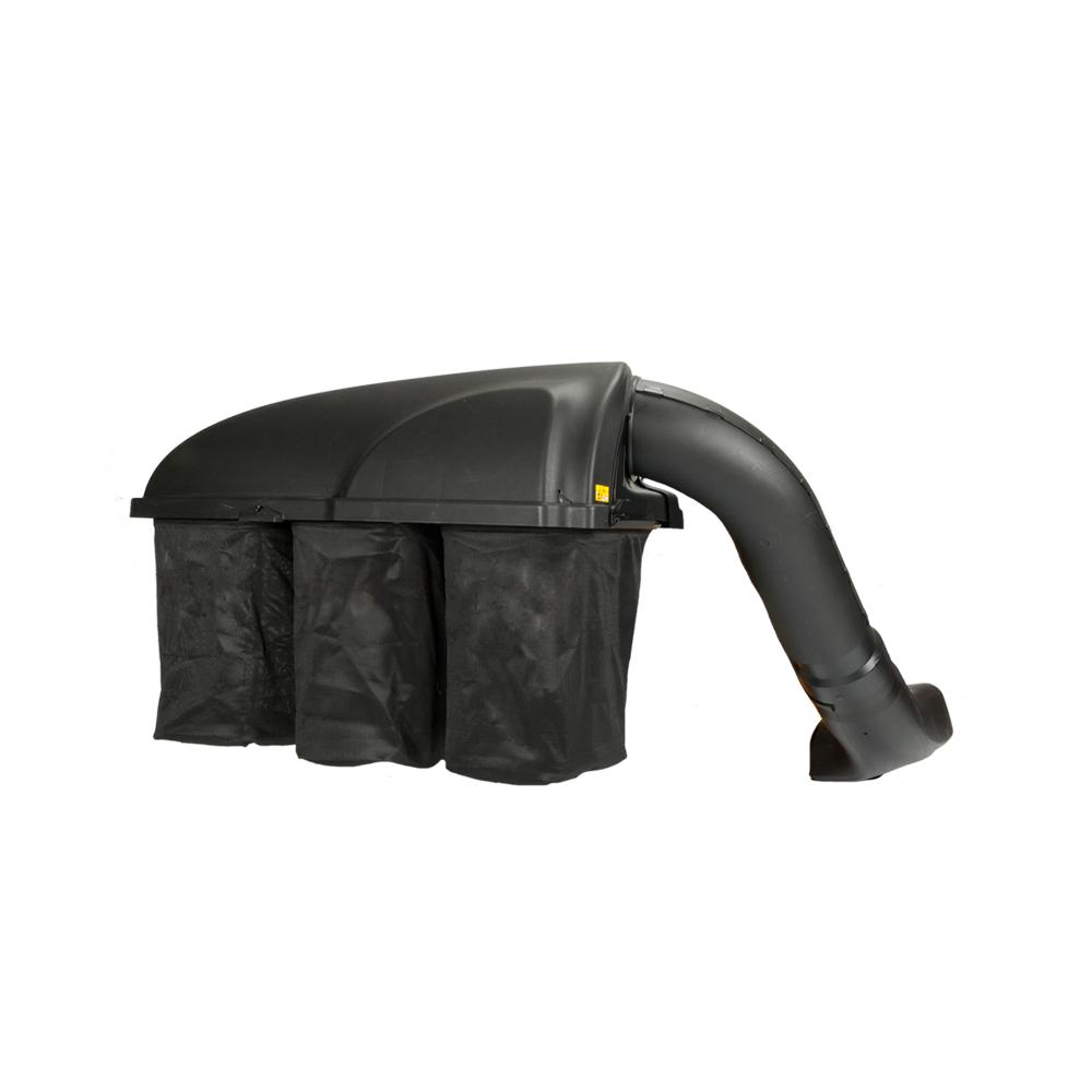 MTD Genuine Factory Parts 50 in. and 54 in. Triple Bagger for Troy-Bilt, Yard Machines and Craftsman Riding Lawn Mowers (2004-2014)