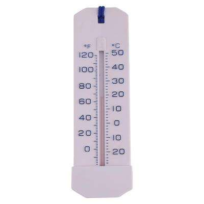 10 in. x 3 in. Thermometer