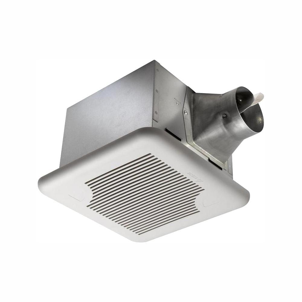 Delta Breez SignatureSeries 80 CFM Ceiling Bathroom Exhaust Fan, ENERGY STAR