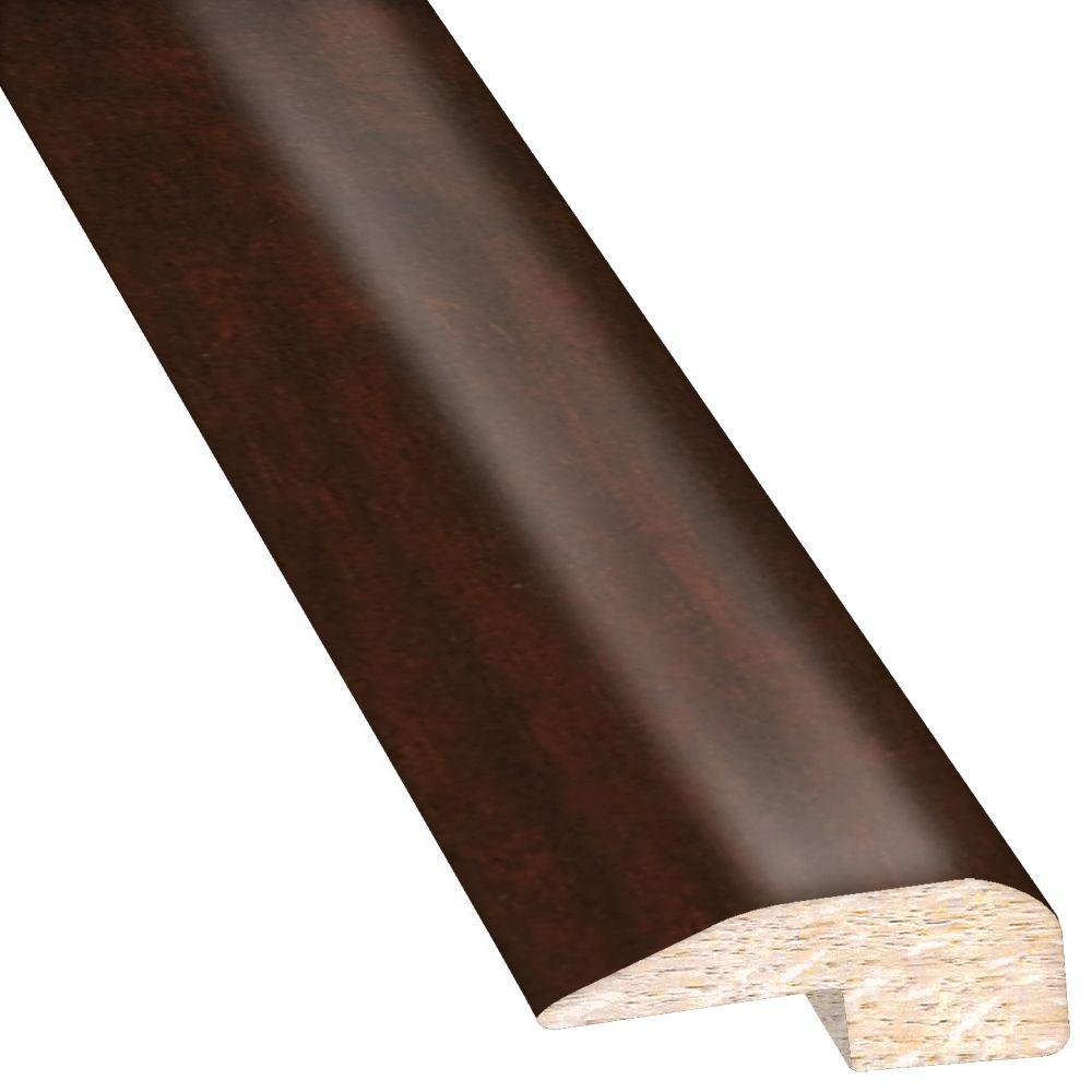 Maple Coffee 0.88 in. Thick x 2 in. Wide x 78