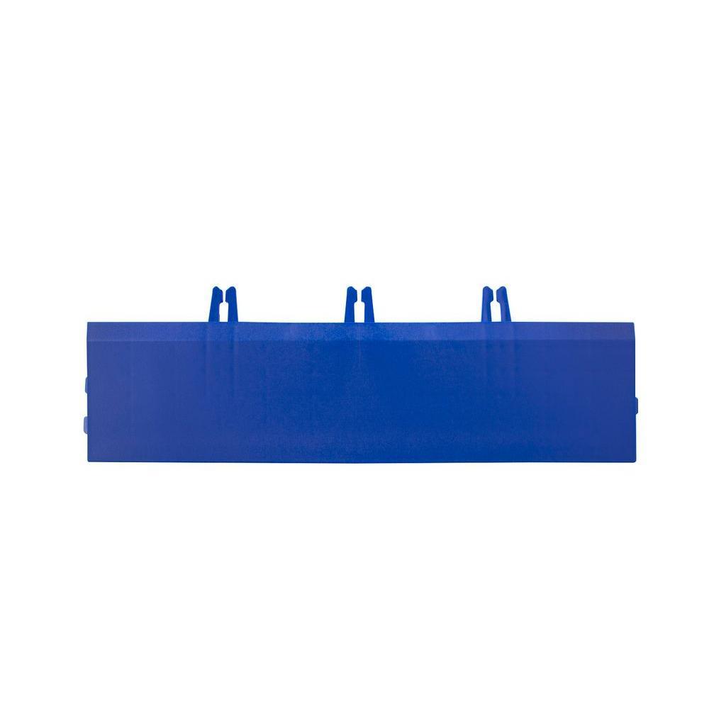 Master Mark Armadillo Tile Cobalt Blue 3 in. x 12 in. Pol...