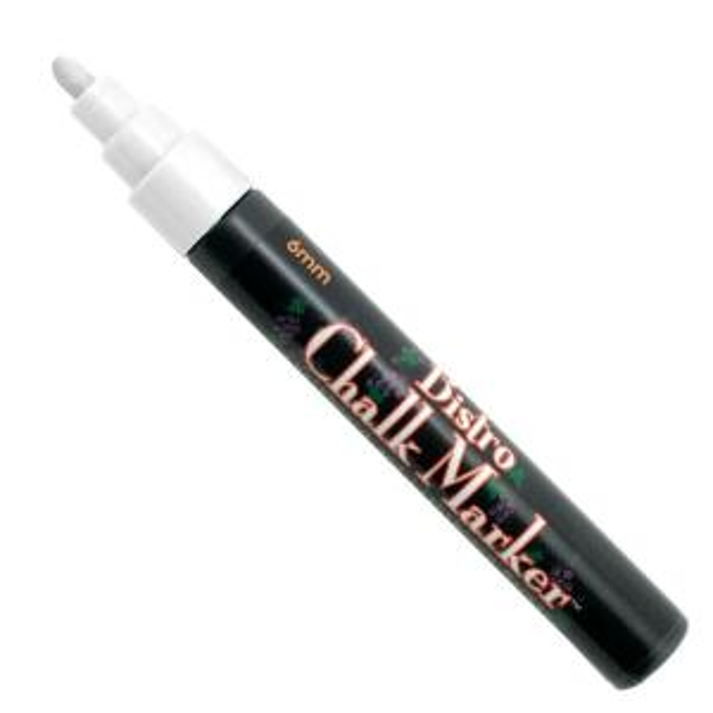 White Bistro Chalk Marker