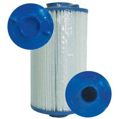 CH Series 4-5/8 in. Dia x 8 in. 19 sq. ft. Replacement Filter Cartridge with Molded Cone Top Handle