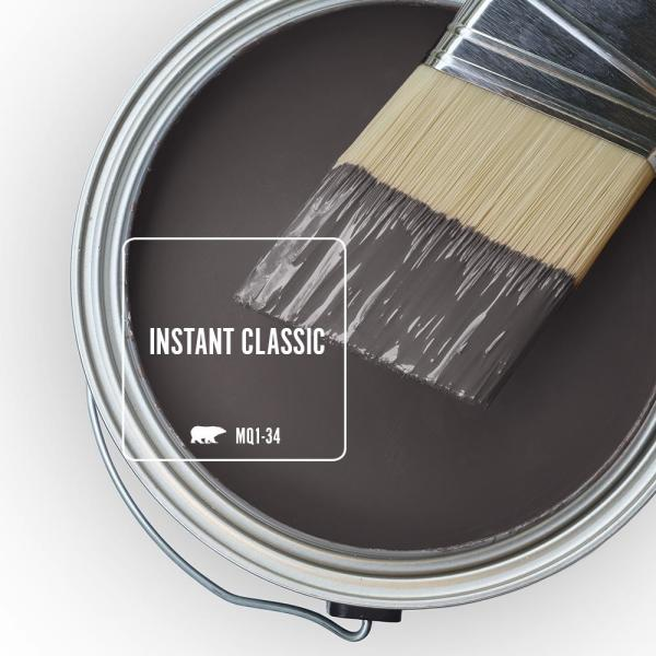 Reviews For Behr Ultra 1 Gal Mq1 34 Instant Classic Satin Enamel Exterior Paint And Primer In One 985301 The Home Depot
