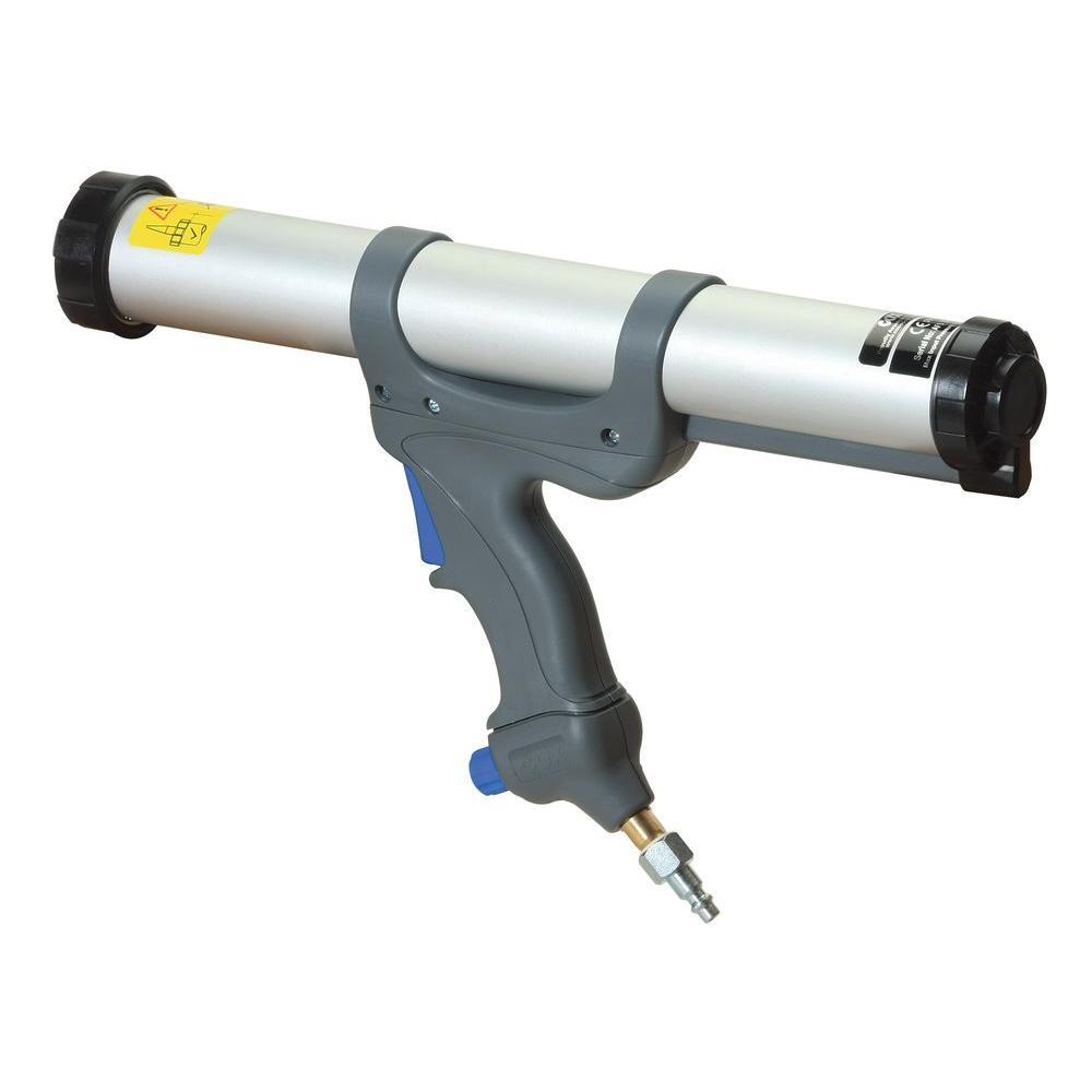 COX 20 oz. Sausage Pneumatic Applicator-Caulk Gun