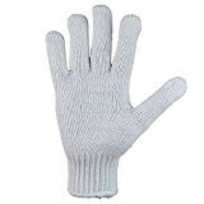 Knit Cotton Work Gloves Heavyweight 7-Gauge (Case of 72-Pairs)