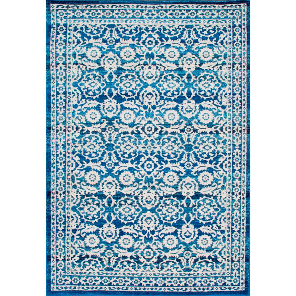 This Review Is From:Turnbull Dark Blue 5 Ft. X 7 Ft. 5 In. Area Rug