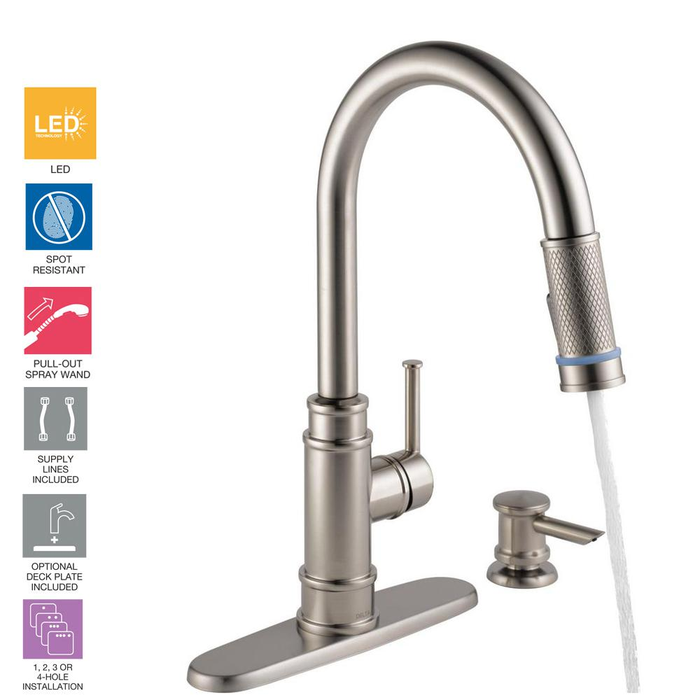 How To Adjust Temperature On Delta Kitchen Faucet