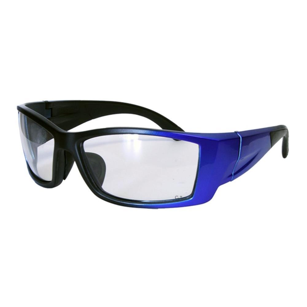 3bb15b495b Shatter Resistant UV400 Polycarbonate Lens Durable Plastic Unisex Frame  Sunglasses