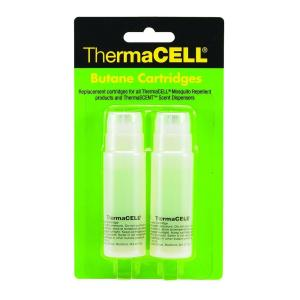 Mosquito Repellent Replacement Butane Cartridges (2 Pack)