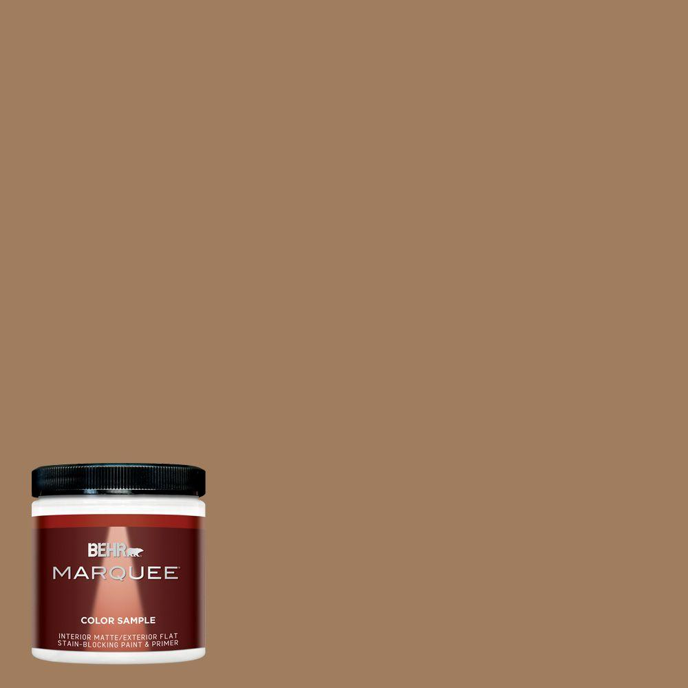 BEHR MARQUEE 8 oz. #MQ2-11 Outdoor Land Interior/Exterior Paint Sample
