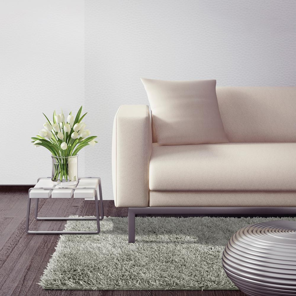 City Sheen Stone 9 ft. x 13 ft. Area Rug