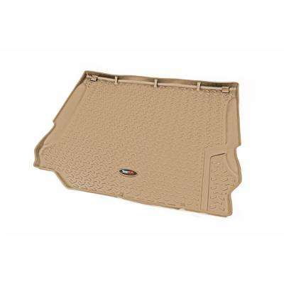 Cargo Liner Tan 2007-2010 Jeep Wrangler JK 2/4 Door