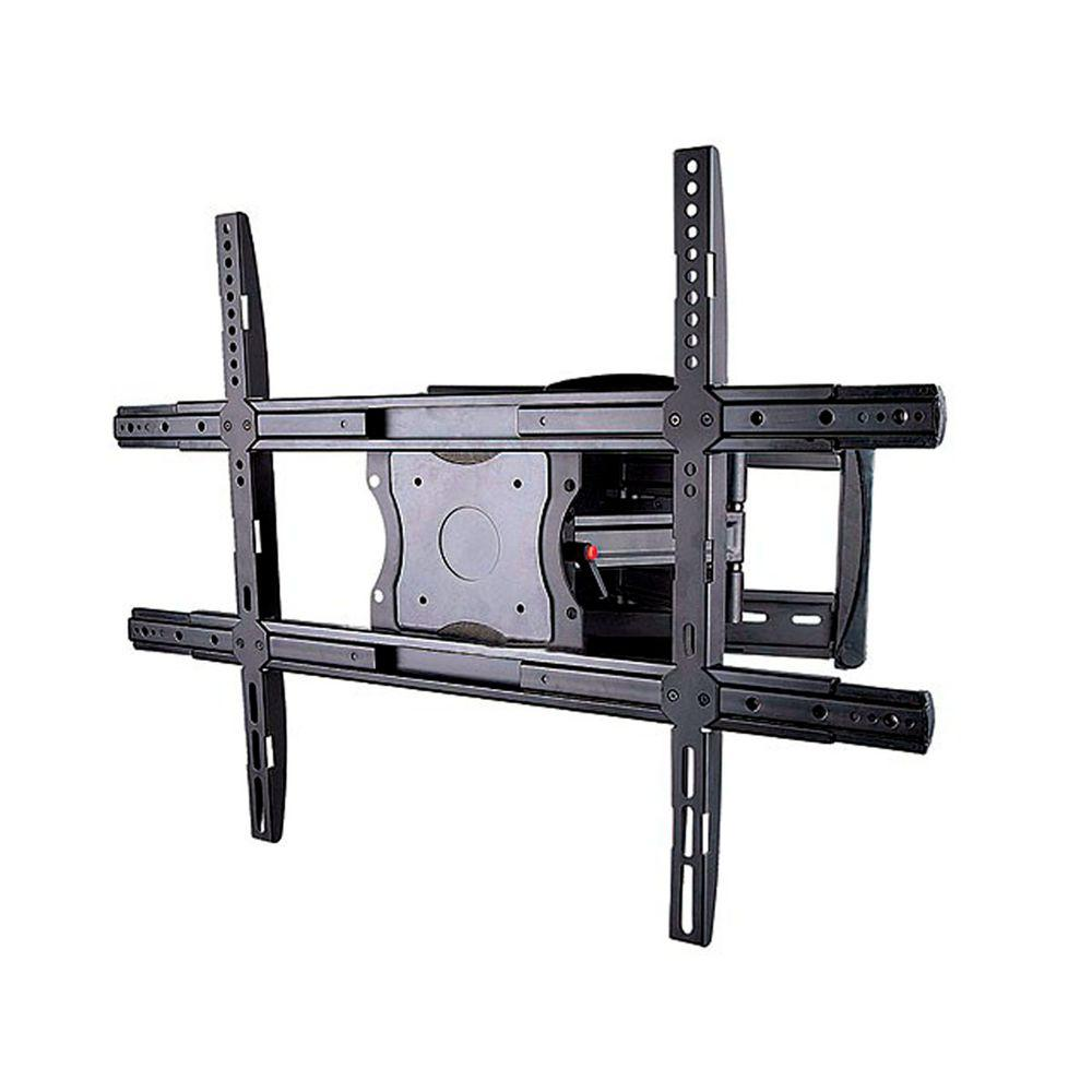 wall mounts for tv tygerclaw motion wall mount for 42 in 70 in flat 28490