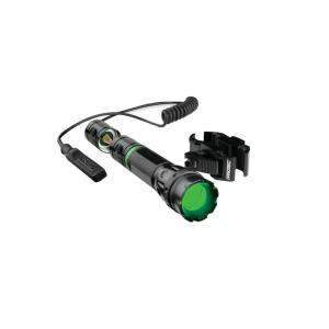 iProtec 170-Lumen Flashlight and Universal Long Gun Mount Accommodates Barrel and Scope Diameters 20 mm - 32.5 mm by iProtec