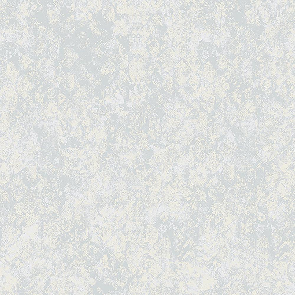 0b4e249b0 Advantage 8 in. x 10 in. Ella Light Blue Texture Wallpaper Sample ...