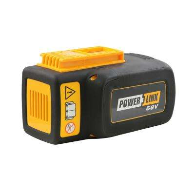 PR280L Poulan Pro 58-Volt 5.2 Amp Lithium-Ion Replacement Battery