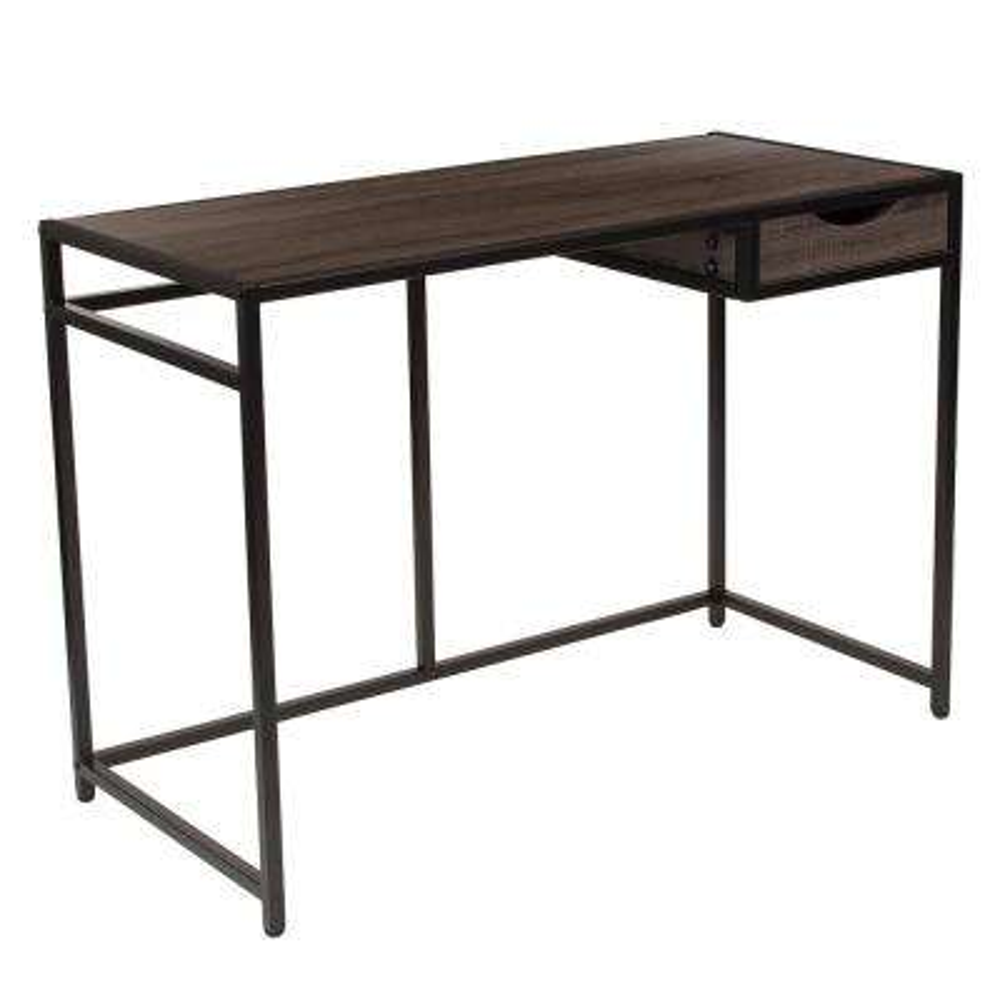 Brown Computer Desk