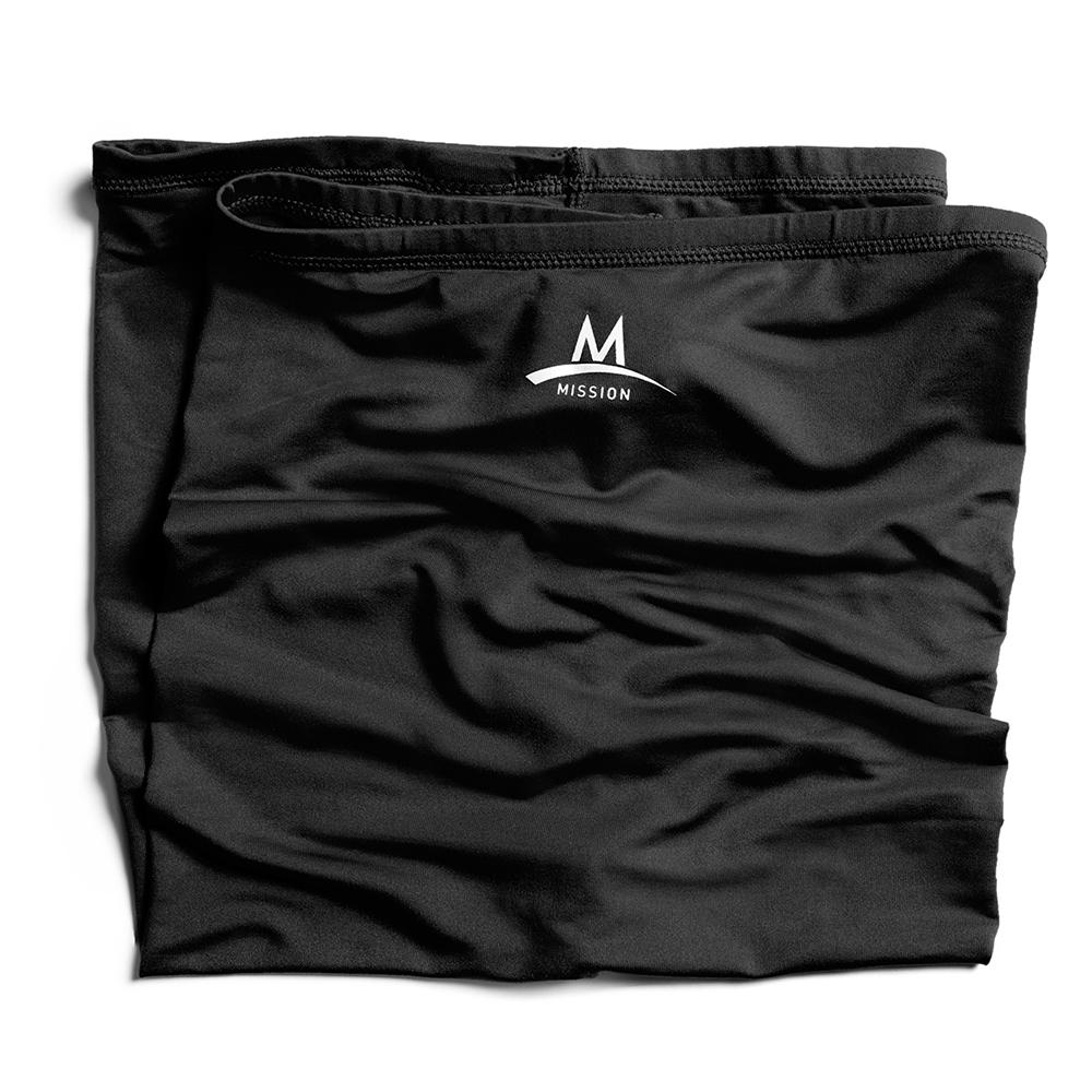 Hydro Active 9 in. x 21 in. Black Multi Cooling Gaiter