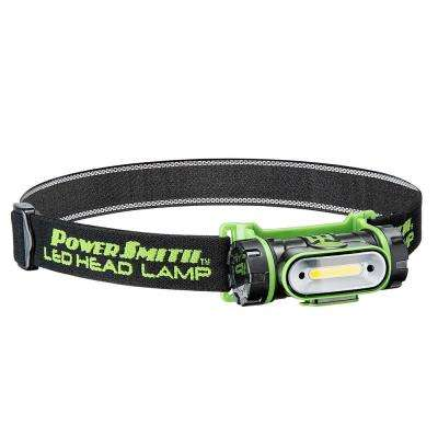 250 Lumens Rechargeable Flood LED Head Lamp with Sensor