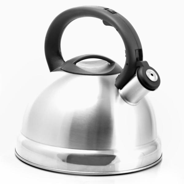 Better Chef 12 Cup Stainless Steel Tea Kettle 98580467m The Home Depot