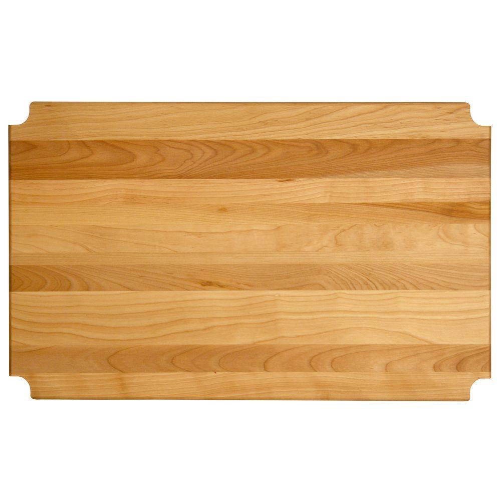 Metro-Style Hardwood Shelf Insert for L-2448 Metro-Style Shelves