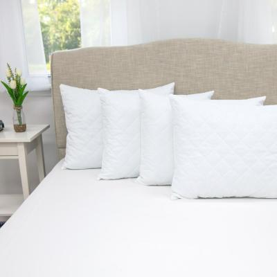 Shredded Memory Foam Standard Pillow (Set of 4)