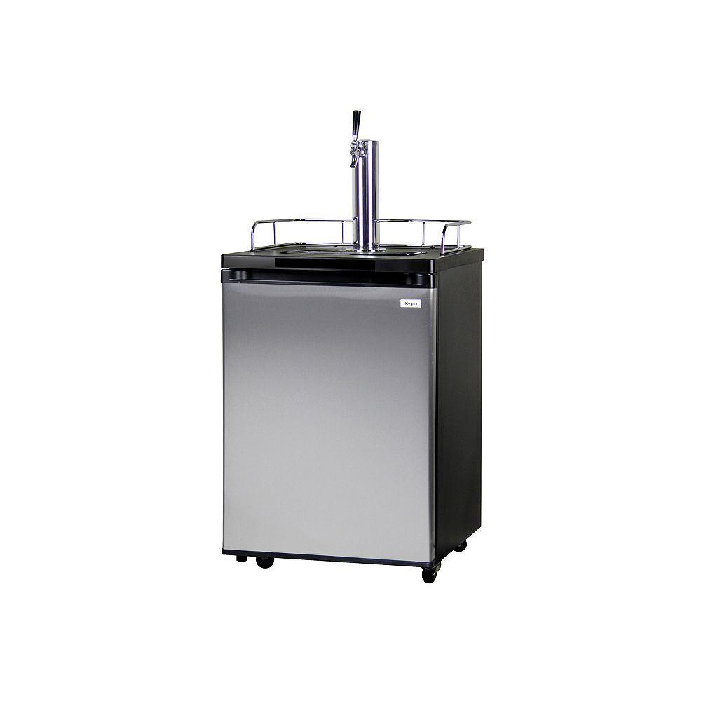 Kegco Full Size Beer Keg Dispenser with Single Tap-K209SS-1 - The ...