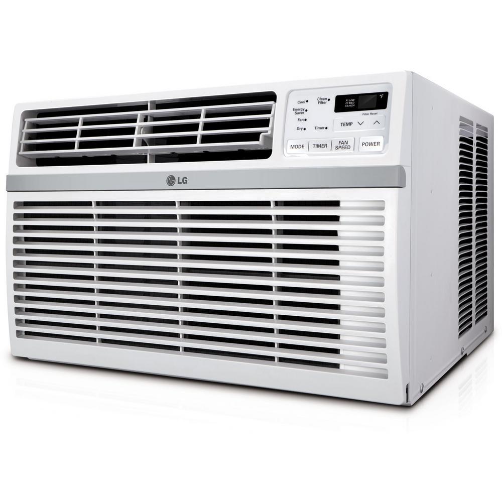 12000 BTU 115-Volt Window Air Conditioner with Remote Control