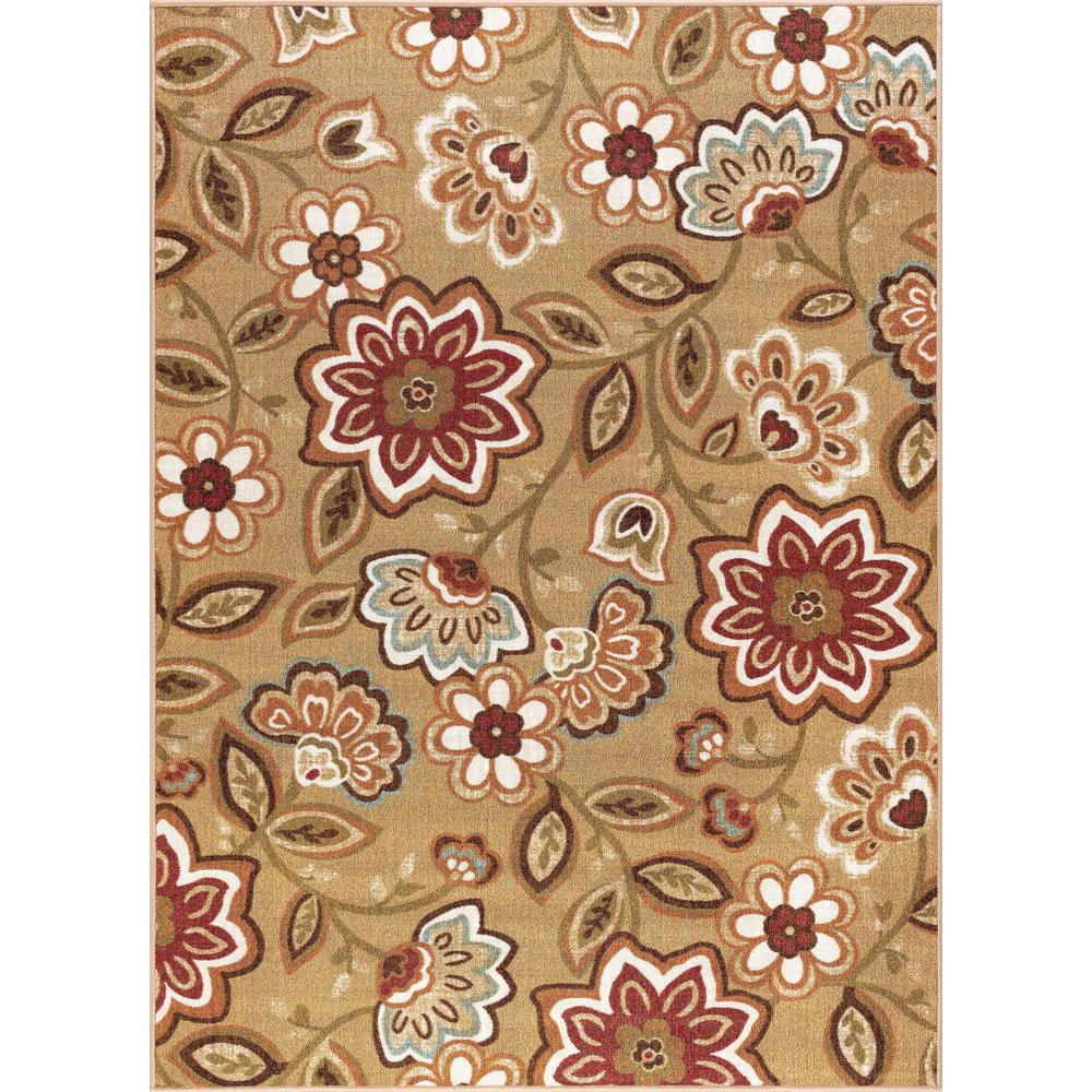 Majesty Beige 2 Ft X 3 Accent Rug