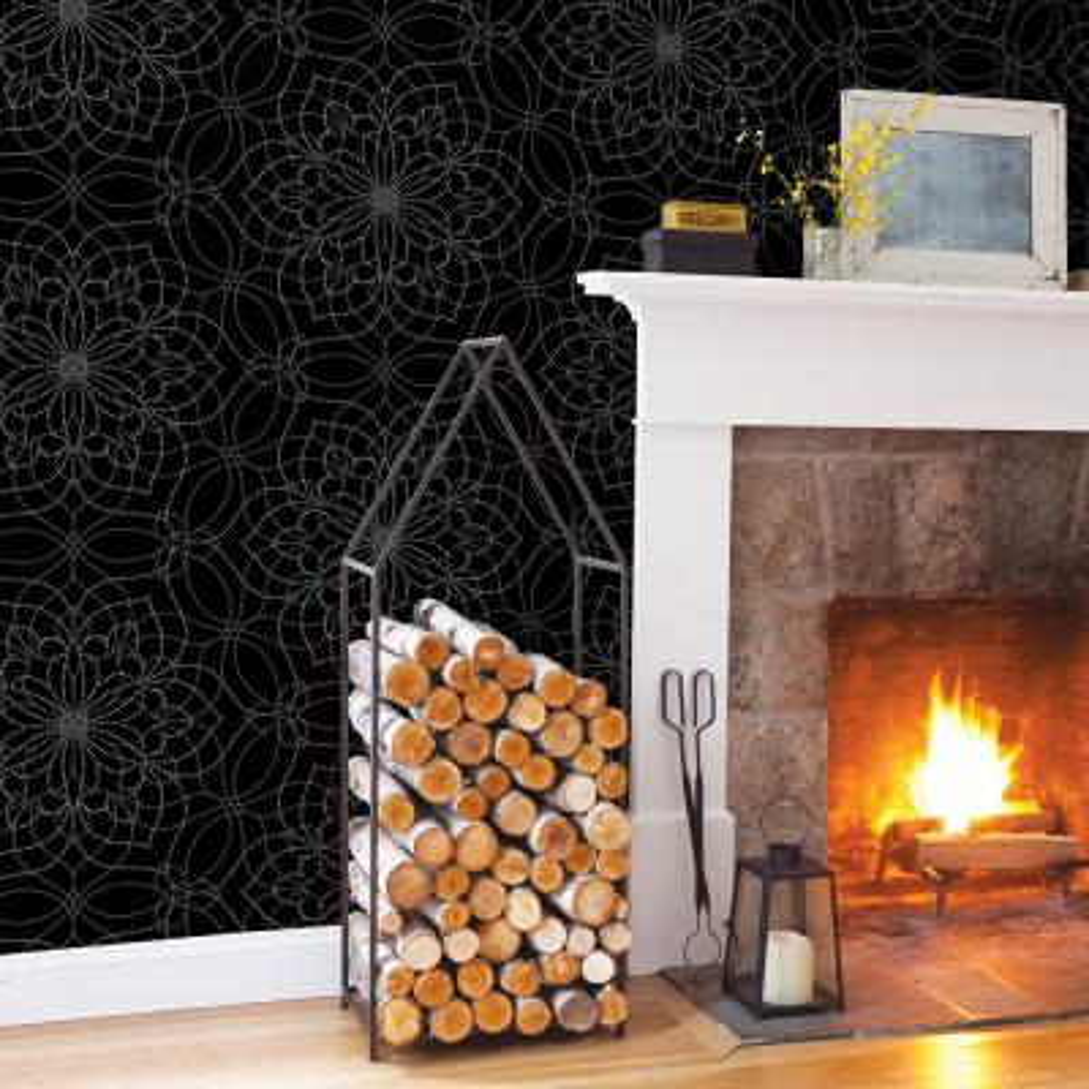 Venus Black Venus Wallpaper Sample