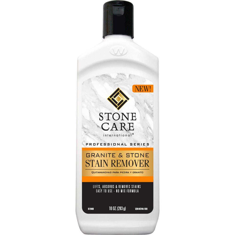 Stone Care International 10 Oz Granite And Stain Remover