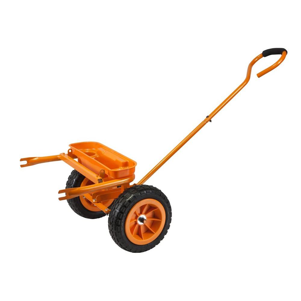 Worx aerocart wagon kit wa0228 the home depot for Gardening tools and accessories