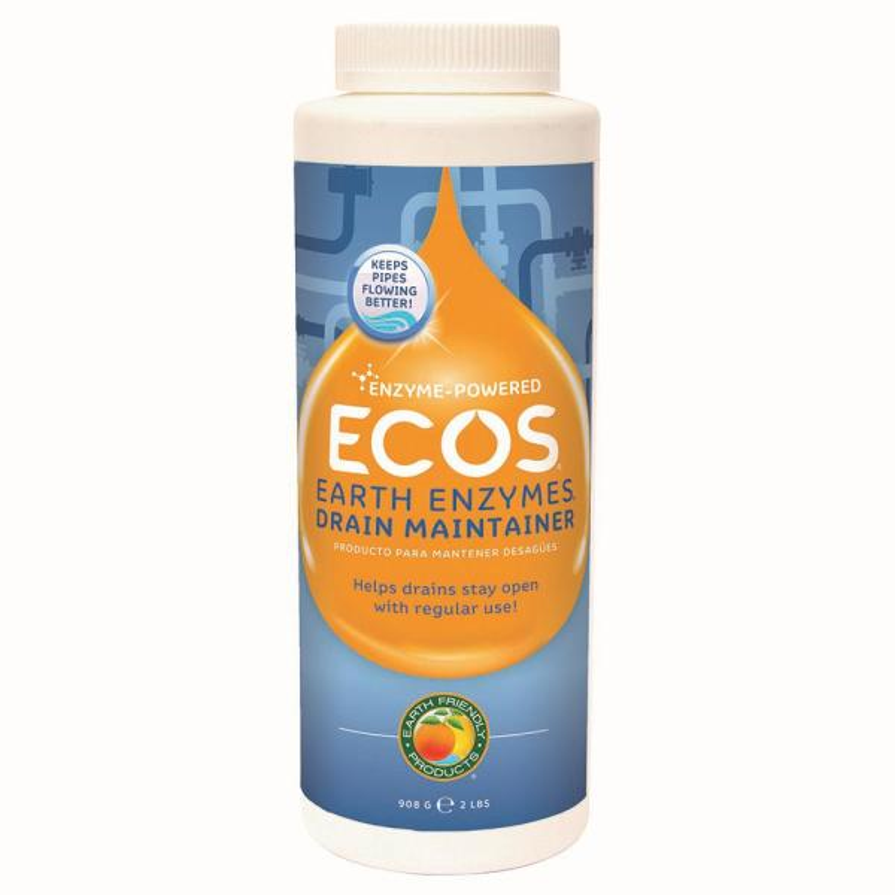 2 lb. Earth Enzymes Drain Opener