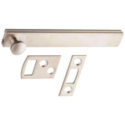 Satin Nickel Surface Bolt