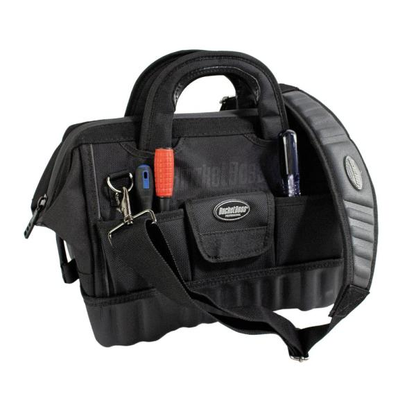 Pro Gatemouth 14 in.  All Terrain Bottom Tool Bag
