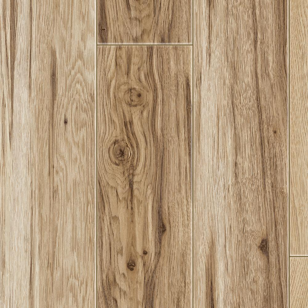 Kronotex Signal Creek Watkins Hickory 12 Mm Thick X 7 4 In Wide 50 59