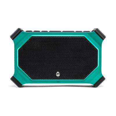 ECOSLATE Waterproof Bluetooth Speaker, Mint