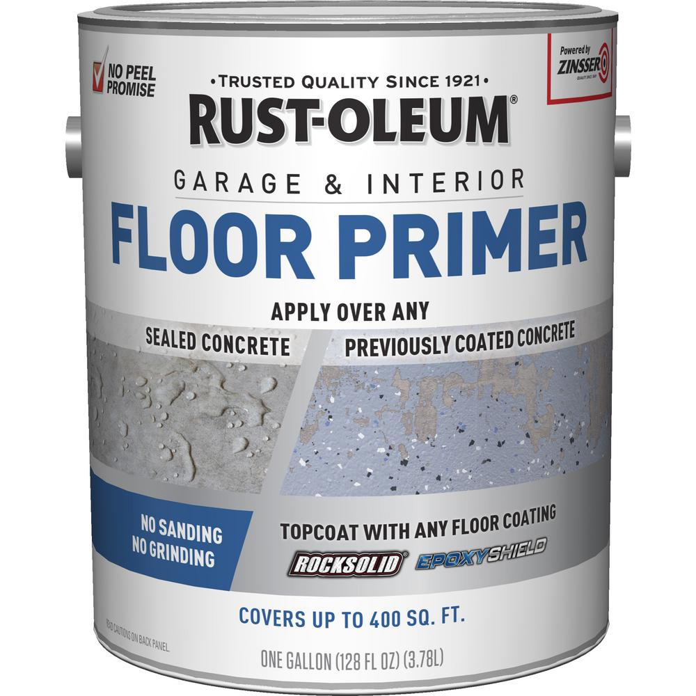 Rust-Oleum 1 gal. Garage and Interior Floor Primer
