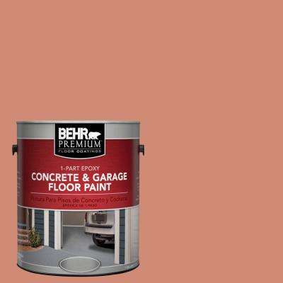 1 Gal. #M190-5 Fireplace Glow 1-Part Epoxy Concrete and Garage Floor Paint